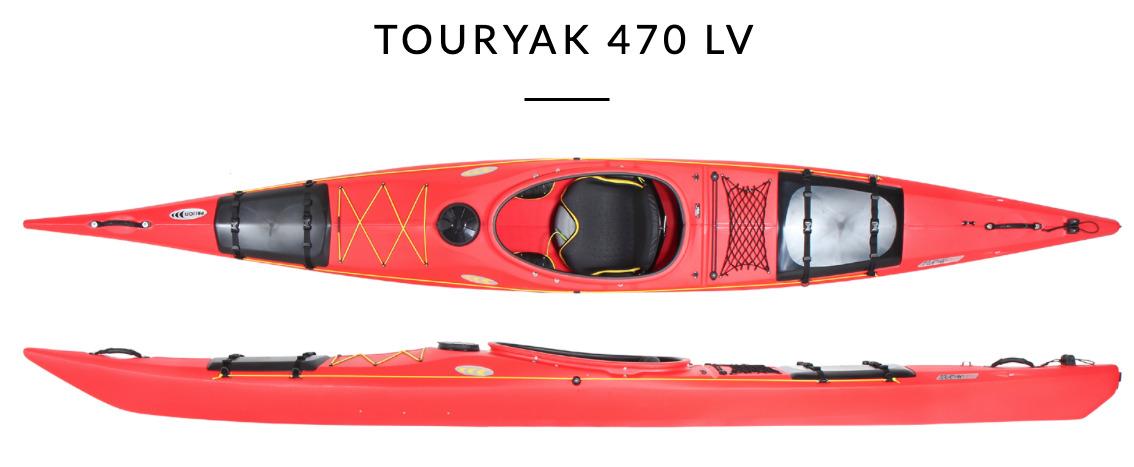 5 Touryak 470 LV Oben+Seite